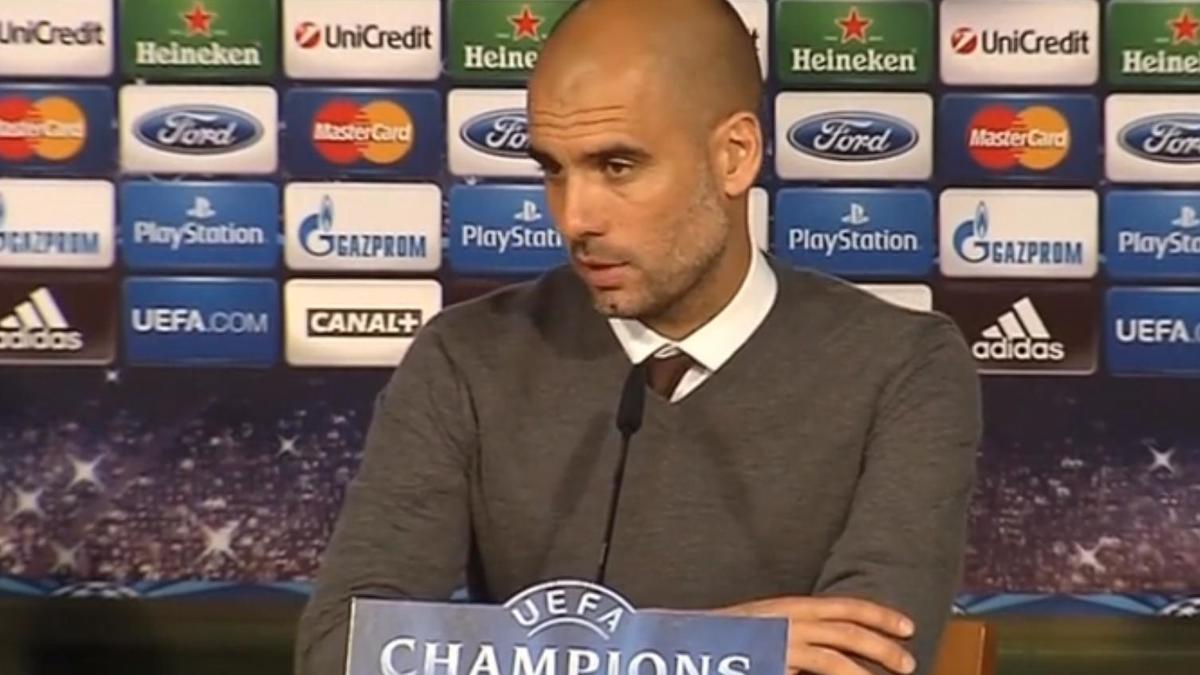 Ligue des Champions - Real Madrid/Bayern Munich : Guardiola «Les meilleurs en contre-attaque» (vidéo)