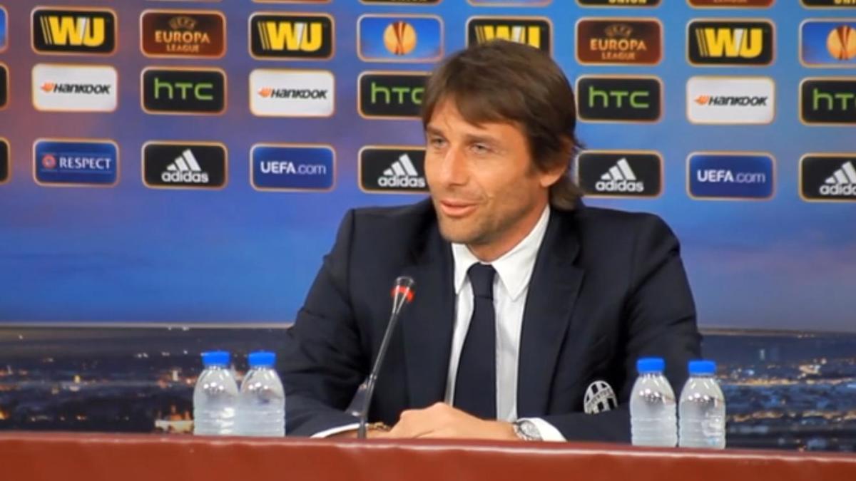 Europa League - Juventus : Conte veut le titre (vidéo)