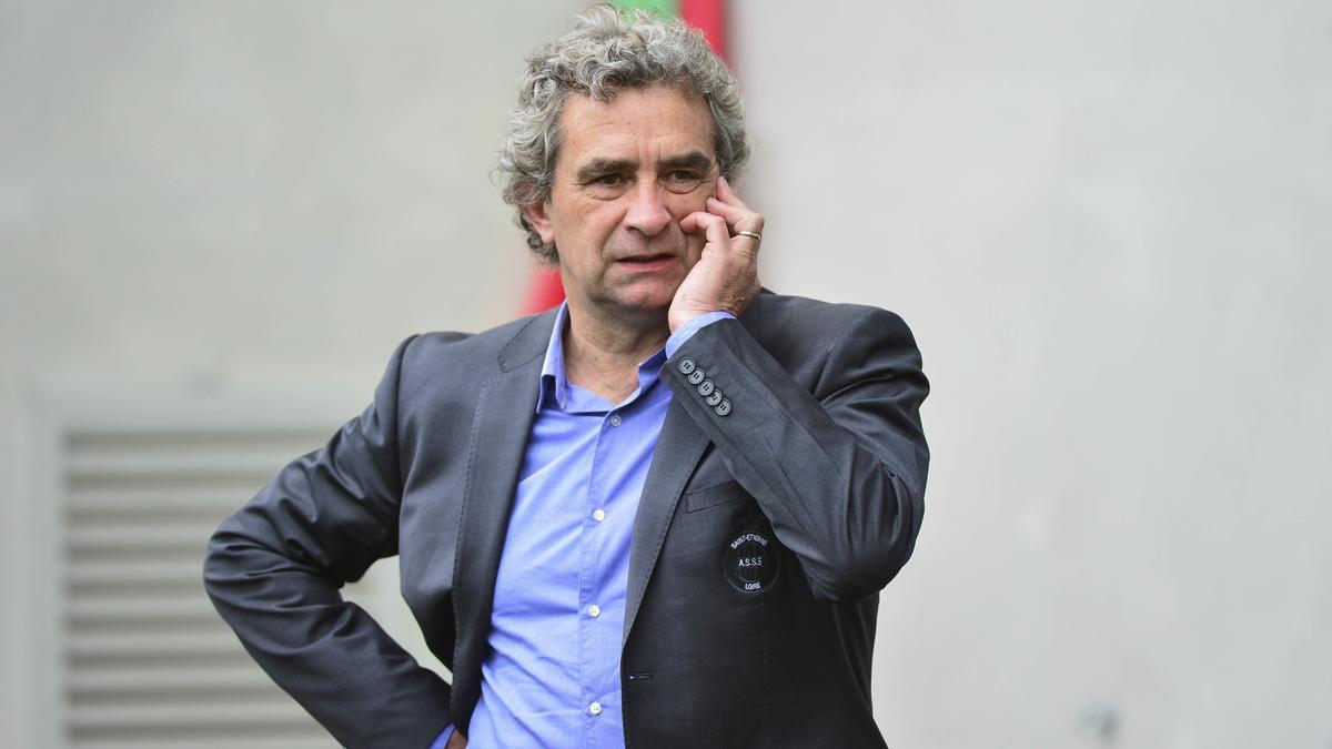Dominique Rocheteau, ASSE