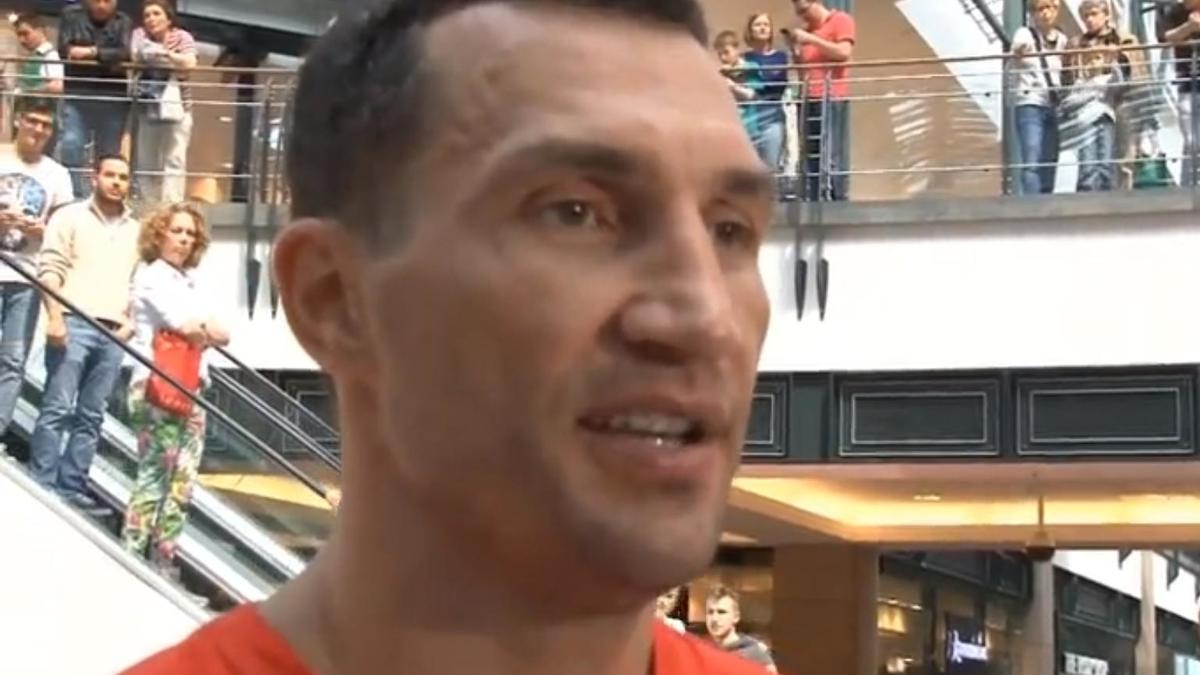 Boxe : Klitschko n'a rien à cacher (vidéo)