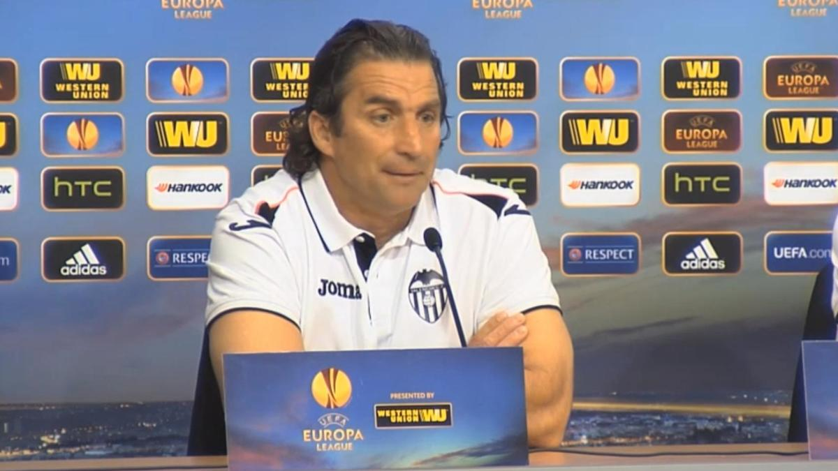 Europa League - Séville/Valence : Valence vise la finale (vidéo)