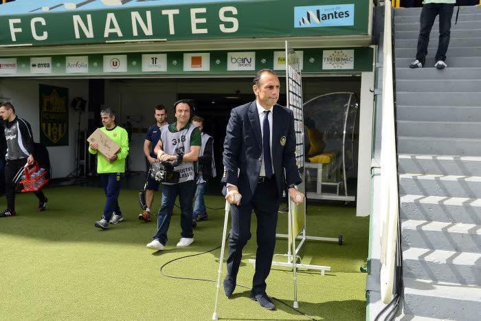 Der Zakarian, FC Nantes