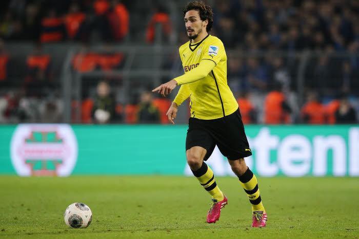 Mats Hummels, Dortmund