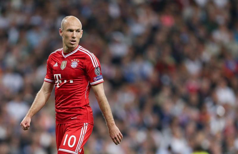 Bayern Munich : Robben pas inquiet pour Ribéry (vidéo)