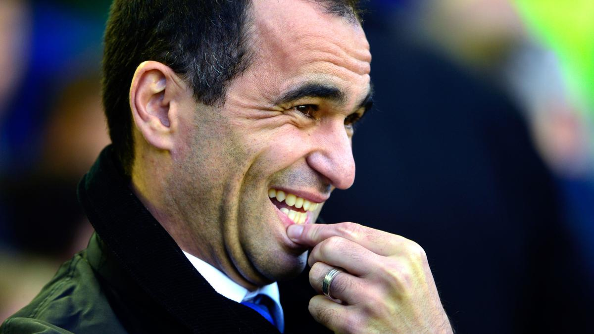 Roberto Martinez, Everton