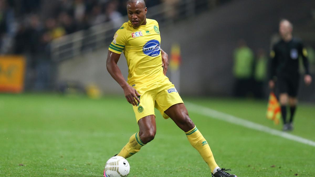 Fabrice Pancrate, FC Nantes