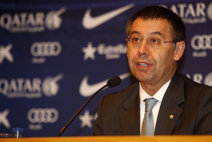 Josep Maria Bartomeu, FC Barcelone