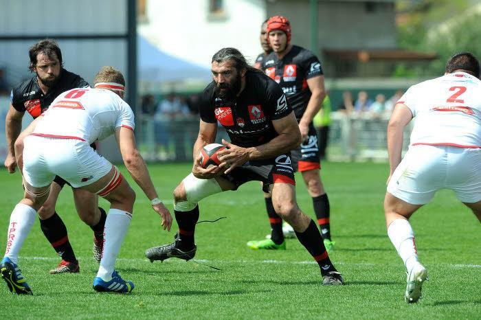 Rugby - Pro D2 : Lyon remonte en Top 14 !