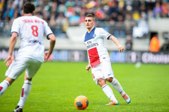 Marco Verratti, PSG