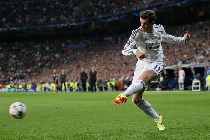 Ligue des Champions - Real Madrid : Bale se sent d'attaque (vidéo)
