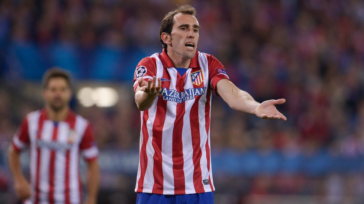 Diego Godin, Atlético Madrid