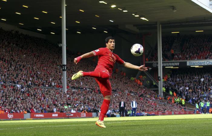 Luis Suarez, Liverpool