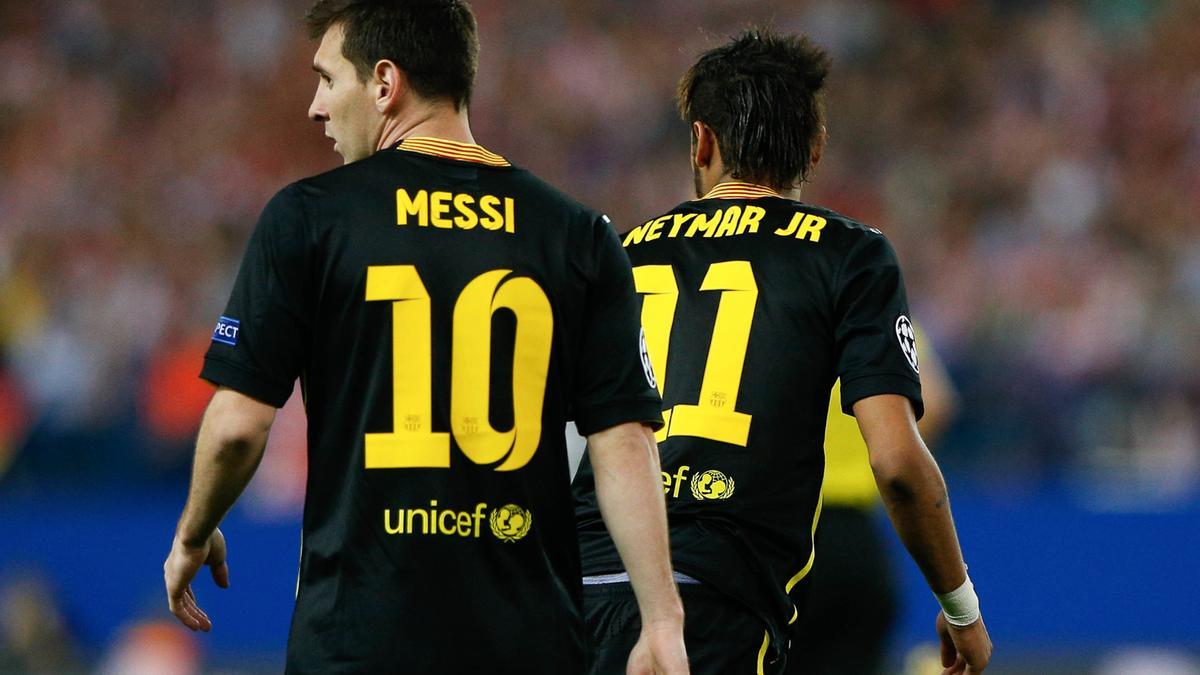 Lionel Messi - Neymar