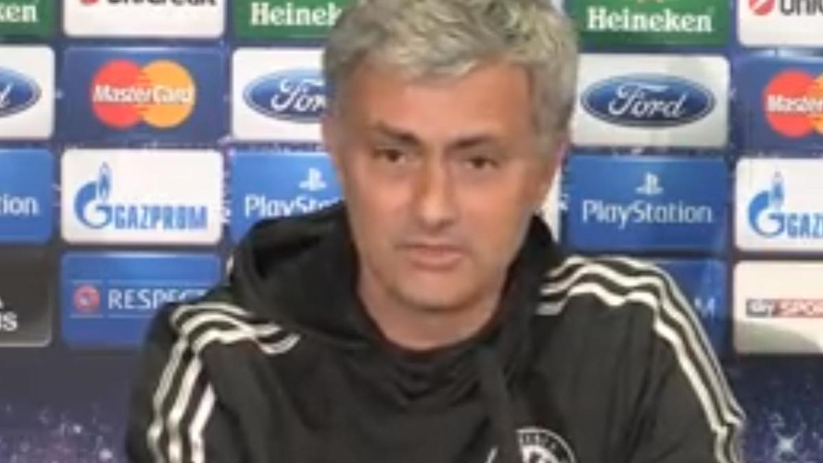 Ligue des Champions - Chelsea : Mourinho veut «rester pour toujours» à Chelsea (vidéo)