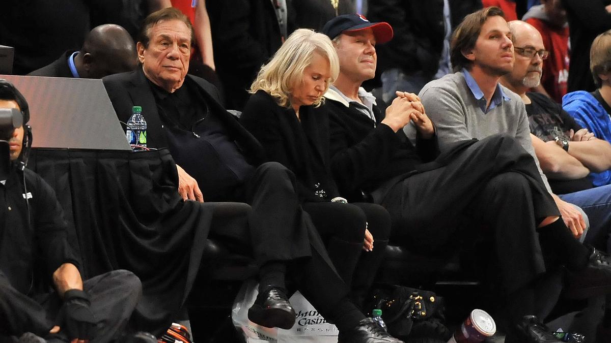 Basket - NBA - Affaire Sterling : Le patron des Clippers exclu à vie (vidéo)