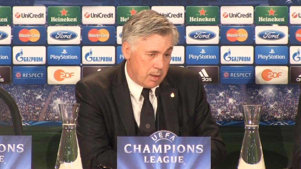 Ligue des Champions - Real Madrid : Ancelotti rêve de la Décima (vidéo)