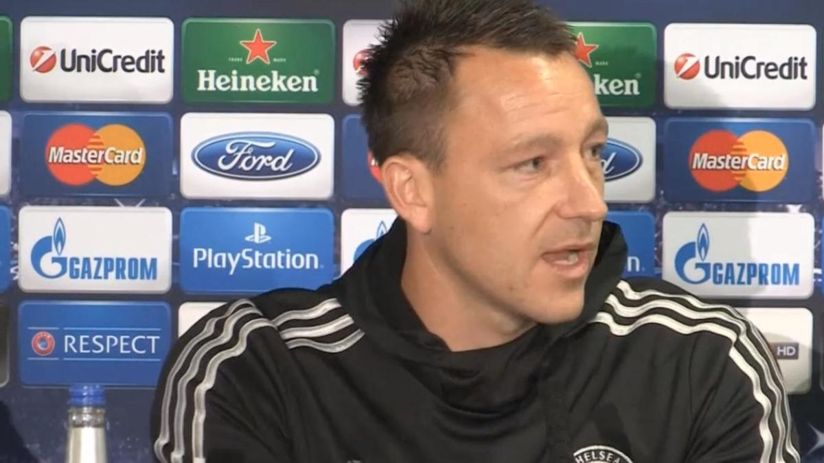 Ligue des Champions - Chelsea/Atlético Madrid : La détermination de John Terry (vidéo)