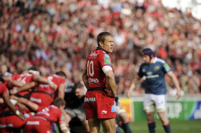 Rugby - Top 14 - Toulon : Wilkinson absent face au Stade Français
