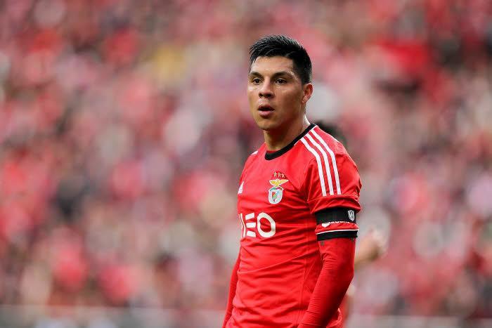 Enzo Pérez, Benfica