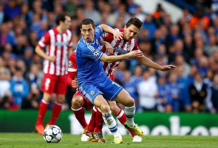 Hazard : «Chelsea n'est pas fait pour jouer au foot…»