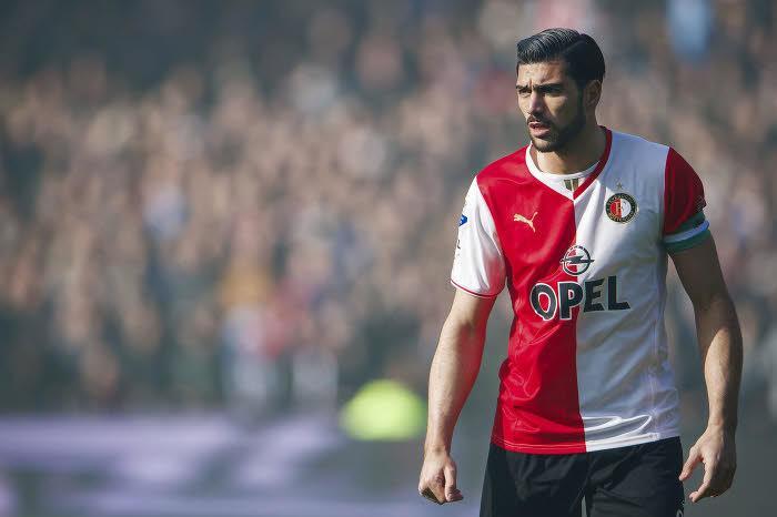 Graziano Pellè, Feyenoord Rotterdam