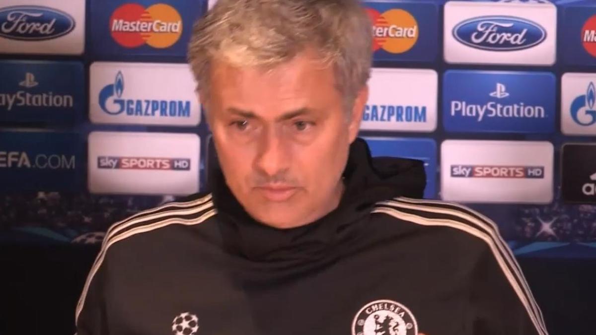 Ligue des Champions - Chelsea - Mourinho : «La différence s'est faite en une minute» (vidéo)