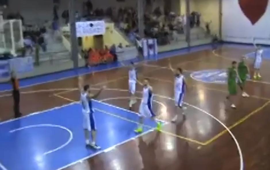 Basket : Buzzer beater de folie en Italie ! (vidéo)