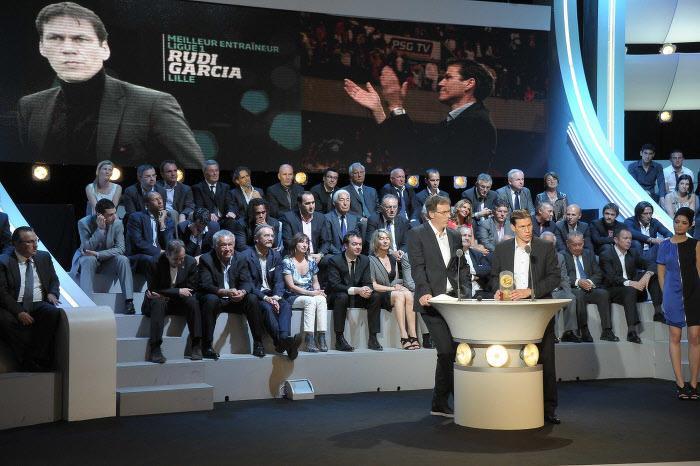 Trophées UNFP, 2013