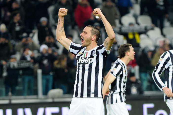 Leonardo Bonucci, Juventus