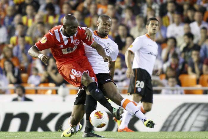 Stéphane M'Bia, FC Séville