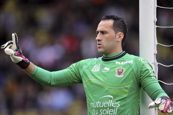David Ospina, OGC Nice
