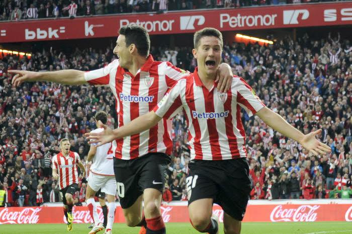 Ander Herrera, Athletic Bilbao