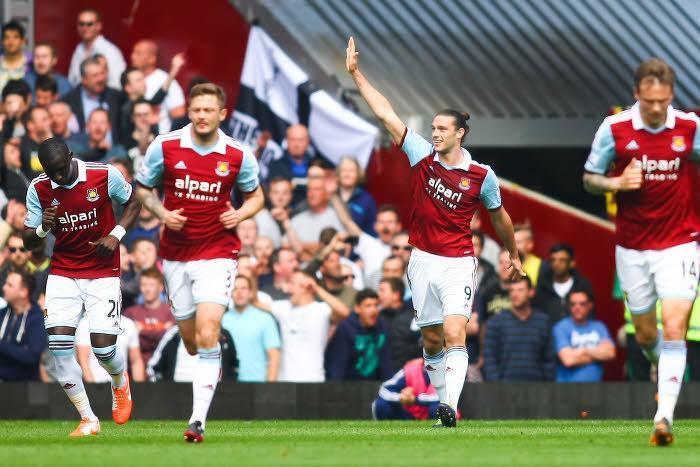 Andy Caroll, West Ham