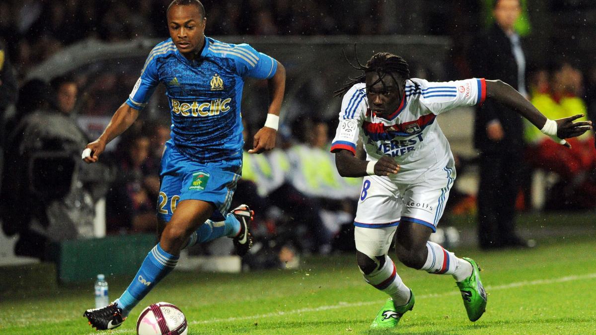 André Ayew & Bafétimbi Gomis