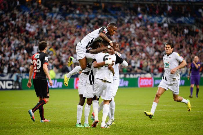 Coupe de France : Le sacre de l'En-Avant Guingamp !