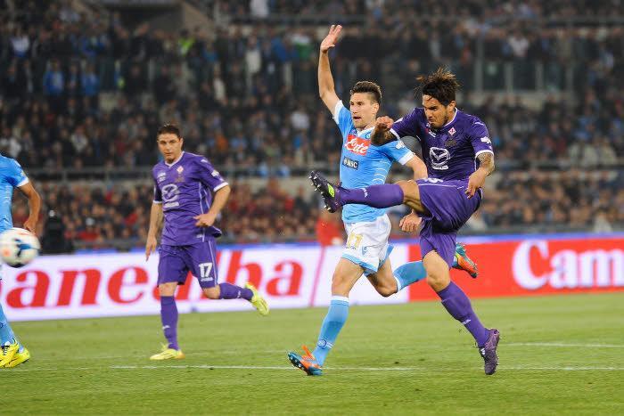 Juan Vargas, Fiorentina