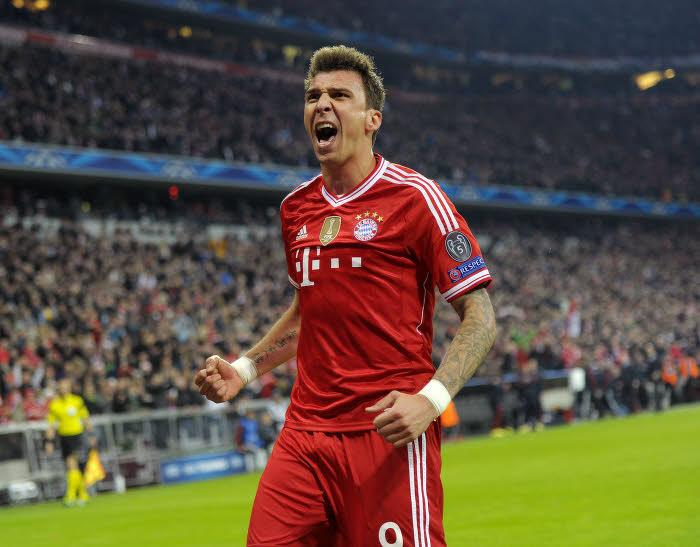 Mario Mandzukic, Bayern Munich