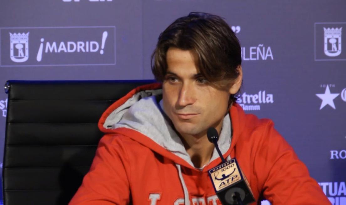 Tennis : Ferrer ne voit pas Wawrinka rester dans le Top 3 (vidéo)