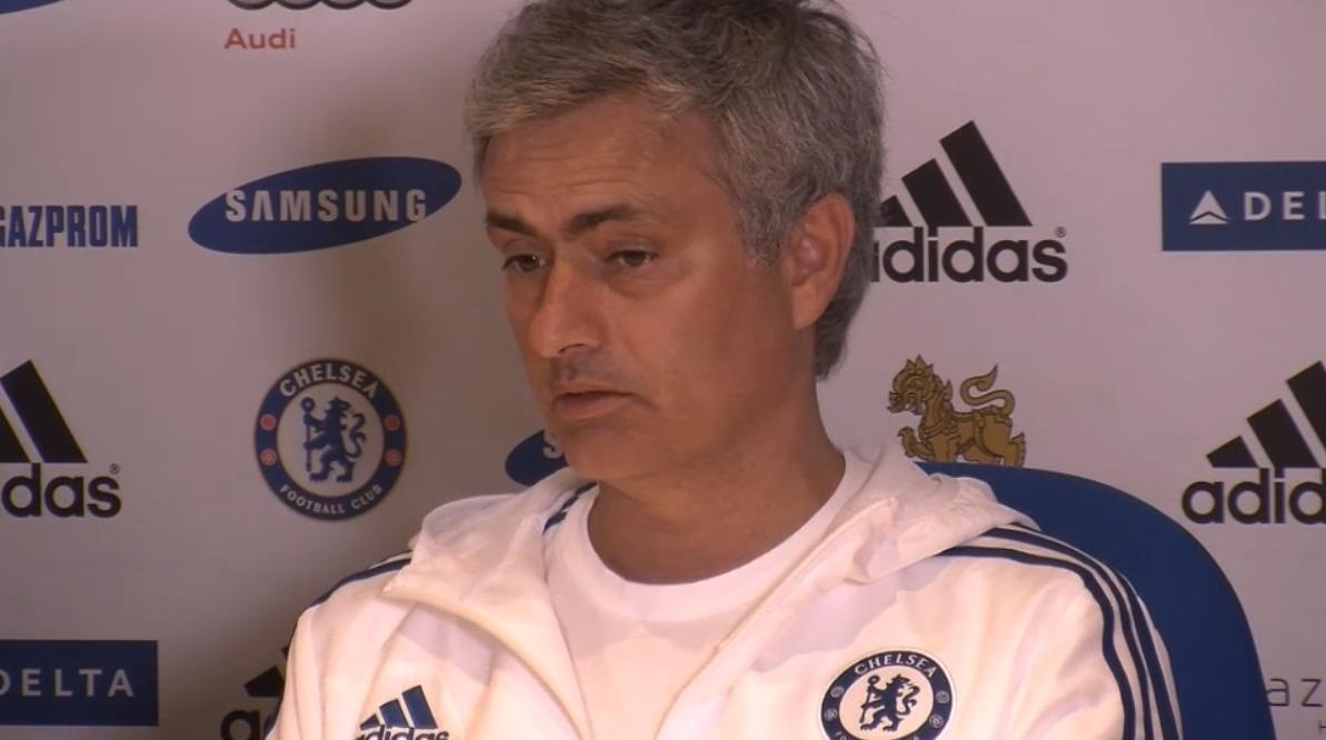 Chelsea - Mourinho : «Nous y étions presque» (vidéo)