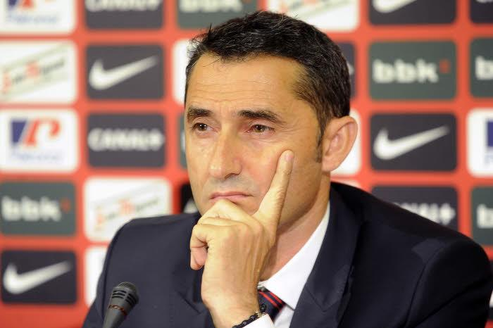 Ernesto Valverde, Athletic Bilbao