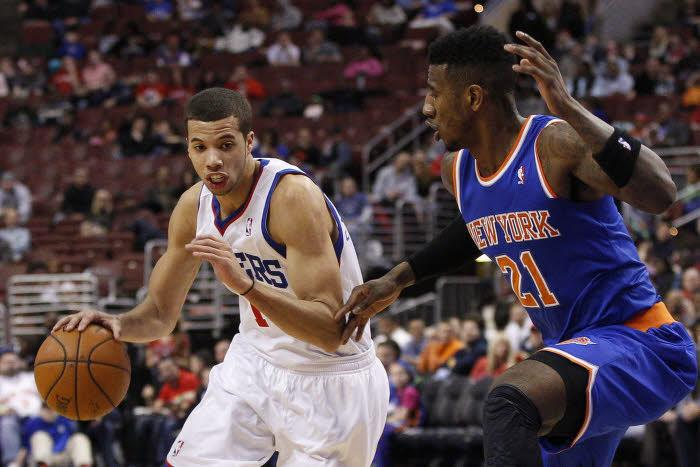 Michael Carter-Williams, Philadelphie