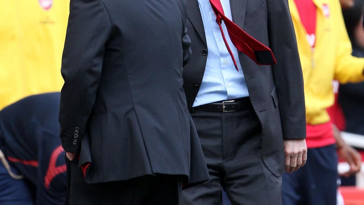 Sir Alex Ferguson & Arsène Wenger