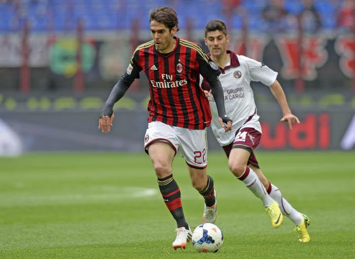 Kaka, Milan AC