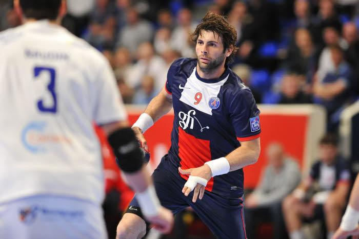 Antonio Garcia, PSG