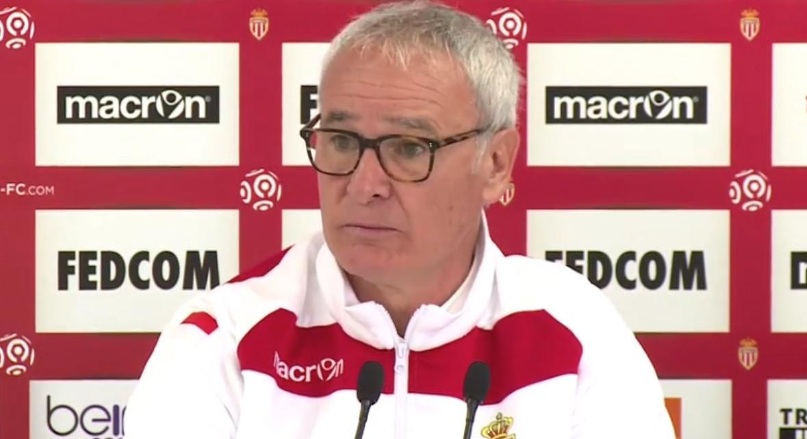 AS Monaco : Ranieri tacle Martial (vidéo)