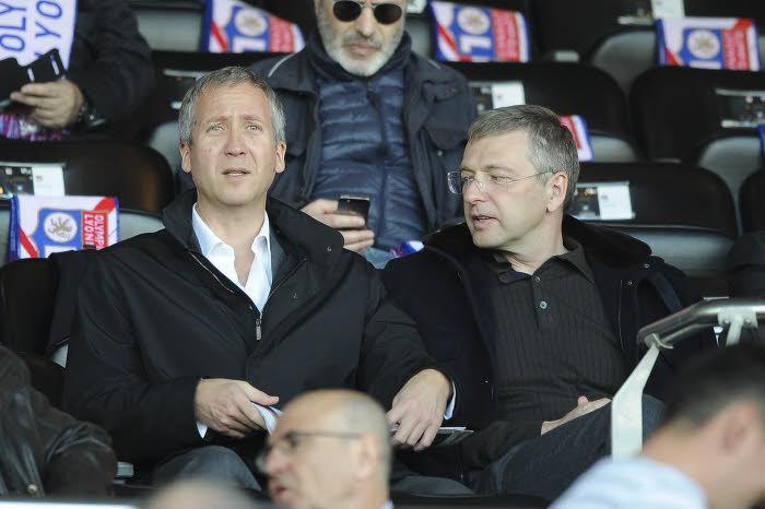 Vadim Vasilyev et Dmitry Rybolovlev, AS Monaco
