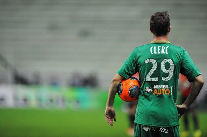 François Clerc, ASSE