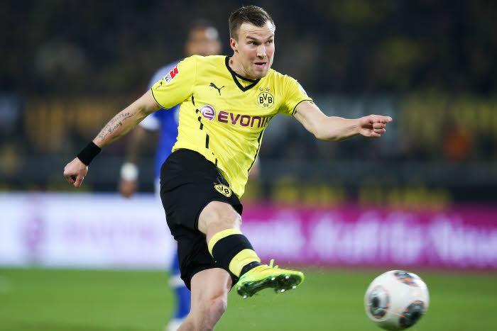Kévin Grosskreutz, Borussia Dortmund