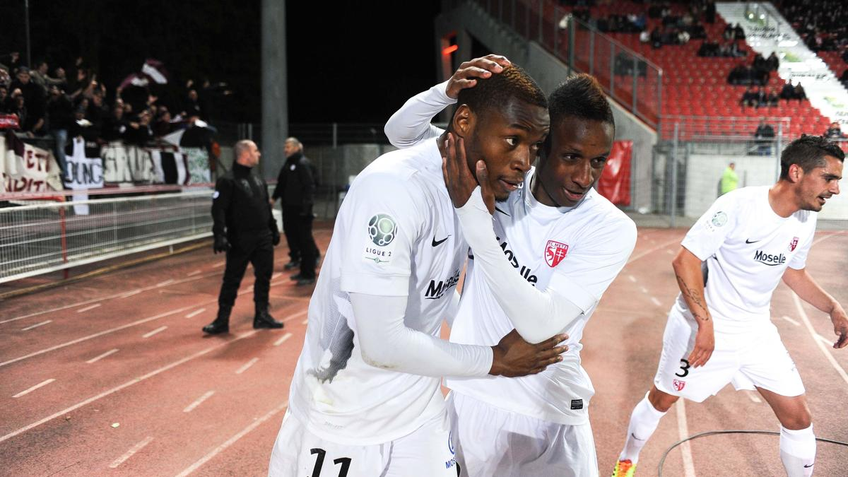 Diafra Sakho - FC Metz