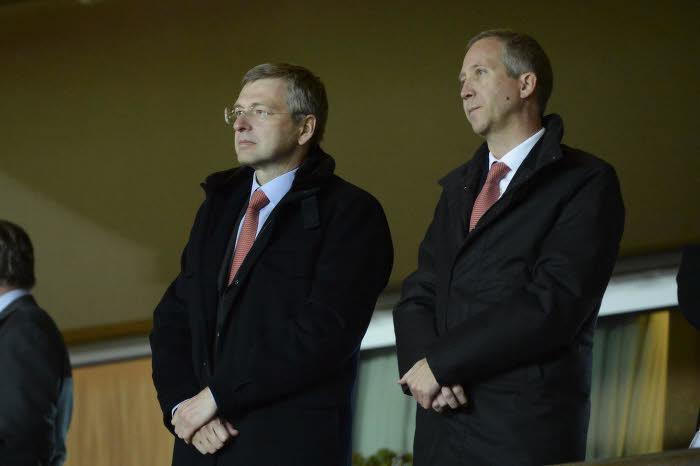 Vadim Vasilyev et Dmitry Rybolovlev, AS Monaco